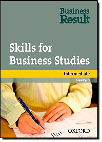 Business Result Intermediate : Skills for Business Studies Pack