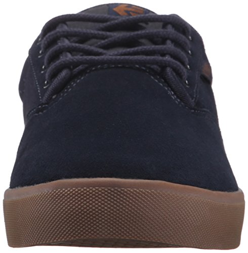 Etnies Skate Shoes - Etnies Jameson Sl Shoes - Navy/Gum Blue