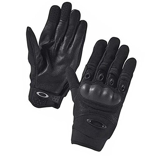 Oakley Factory Pilot Glove - Black / Schwarz (XXL) (Luggage Oakley)