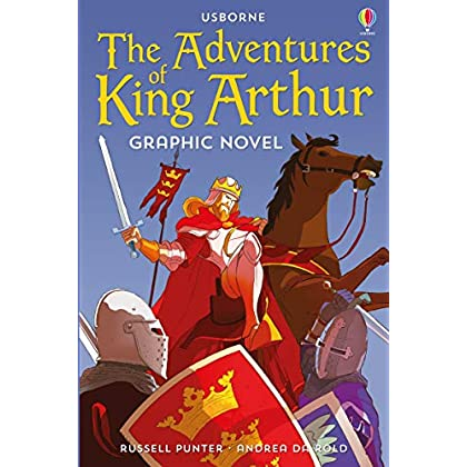 Adventures of King Arthur - Graphic Novels