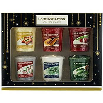 yankee candle home inspiration votive candles christmas. Black Bedroom Furniture Sets. Home Design Ideas
