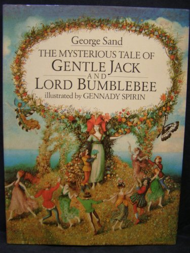 Sand & Spirin : Mysterious Tale of Gentle Jack(Hbk) por Title George Sand