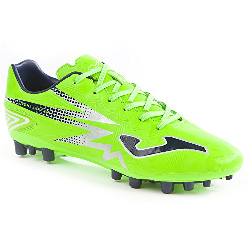 Joma prow _ 711 _ AG Chaussures Football propulsion 711 Artificial Grass jaune fluo jaune fluo