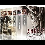 Angels from Hell Box Set: Alpha Bad Boy Biker and MC Romance (English Edition)