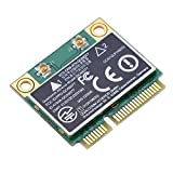 Zerone WiFi Karte Dual Band 2,4G / 5 Ghz Netzwerkkarte 433 Mbps WiFi Bluetooth 4.2 Mini PCI-E Wireless Karte