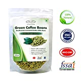#3: Sinew Nutrition Green Coffee Beans Decaffeinated & Unroasted Arabica Coffee for Weight Management - 200 g