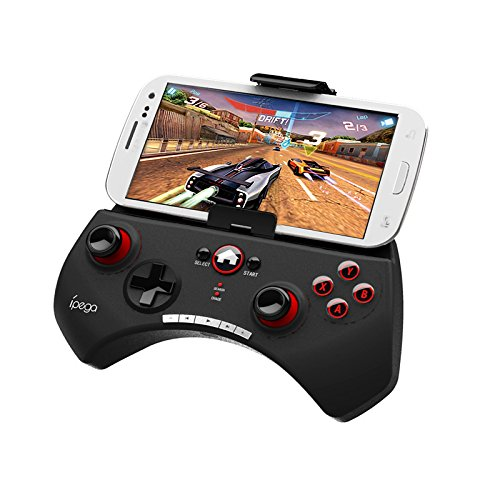Manette Bluetooth IPEGA PG-9025 iPhone iPad Android Samsung HTC Tablet PC Support Rechargeable Multimedia