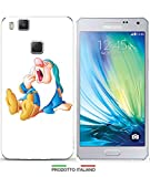 Cover Pisolo 7 Naniper iPhone 3G 4S 5S 5C 6 6Plus 7 8 Plus X Huawei P6 P8 Lite P8 Lite 2017 P9 Lite P10 Lite P20 Lite per SPECIFICARE Il Modello Desiderato Inviare Un Messaggio al Venditore