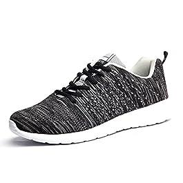 f7aa69efdec1 AFFINEST Donna Uomo Scarpe da Ginnastica Sneakers Respirabile Mesh Scarpe  da Corsa all'aperto Sneakers ...
