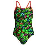 Funkita Diamand Back One Piece Girls Pretty Fly Badeanzug Gr. 176DE / 14AUS