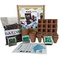 Amazon.es: Semilleros - Invernaderos y equipos de germinación: Jardín
