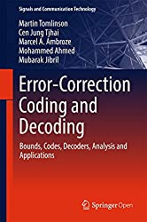 This book discusses both the theory and practical applications of self-correcting data, commonly known as error-correcting codes. The applications included demonstrate the importance of these codes in a wide range of everyday technologies, from smart...