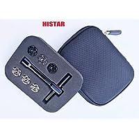 Histar Golf Gewichte scews Kit + Schlüssel + Schutzhülle für Ping G25i25Passform Driver Fairway Holz Hybrid