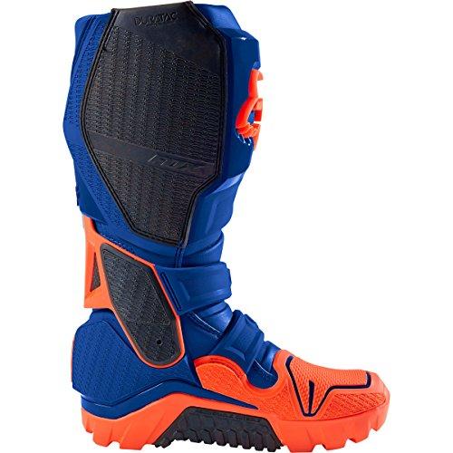 Fox Motocross-Stiefel Instinct Offroad Blau Gr. 41 - 3