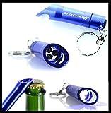Power Parts Automotive GmbH D G E Remorque de Porte avec LED et décapsuleur Bleu
