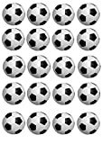 ' Fussball 20' Muffinaufleger, Tortenaufleger,Geburtstag,Tortendeko,