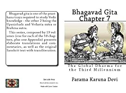 Bhagavad gita: Chapter 7 (English Edition) di [Devi, Parama Karuna]