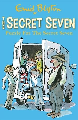 Puzzle For The Secret Seven: Book 10