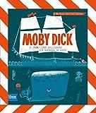 Moby Dick. Il primo libro sull'oceano con scenario di gioco. Ediz. illustrata