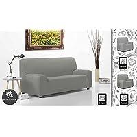 ensemble1funda de sofá extensible 3plazas + 2fundas para sillones–Creación Espagnole- decorar casa de