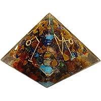 Harmonize Multistone Pyramide Reiki Healing Kristall Symbol Orgon Energie Generator preisvergleich bei billige-tabletten.eu