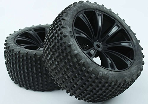 fg monster FG 1:5 Monster Truggy Räder 67207 VA/HA (2) Pin 185 FT6®