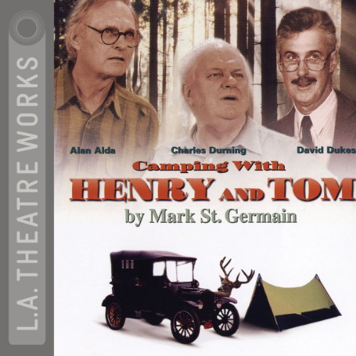 Camping with Henry and Tom  Audiolibri