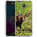 Samsung Galaxy A3 (2016) Housse Étui Protection Coque Élan Renne Cerf