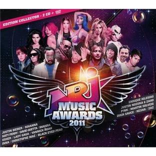 NRJ Music Awards 2011 - inclus DVD bonus