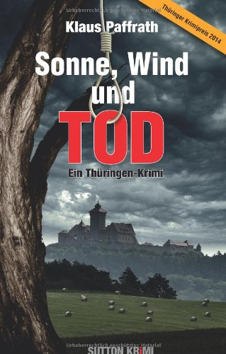 Buchseite und Rezensionen zu 'Sonne, Wind und Tod' von Klaus Paffrath