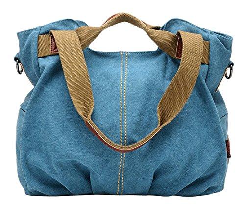 Aivtalk, Borsa a spalla donna, blu (Blu) - YHBG0310 blu