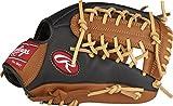 Die besten Rawlings Baseball-Handschuhe - Rawlings Prodigy Youth Baseball Handschuh, Regular, modifizierten trap-eze Bewertungen