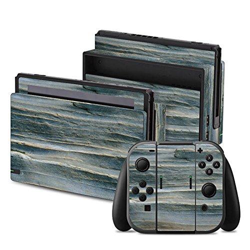nintendo-switch-folie-skin-sticker-aus-vinyl-folie-aufkleber-grauer-sandstein-fels-stein