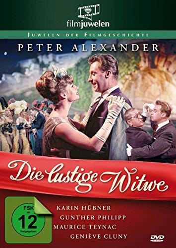 Die lustige Witwe (Filmjuwelen)