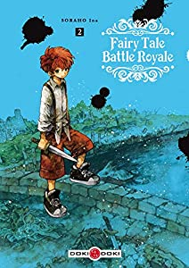 Fairy Tale Battle Royale Edition simple Tome 2