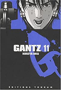 Gantz Edition simple Tome 11