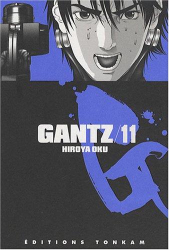 Gantz Vol.11