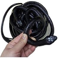duojin Rubber Lifelike Snakes Scary Gift Funny Prank Joke Toy Snake for Kid Child