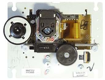 Platine Tcm121-2e Meca Laser Complete Référence : 10592860 Pour Televiseur - Lcd Thomson