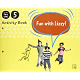 ACTIVITY BOOK 5 FUN WITH LIZZY! (Fun with fairy tales)