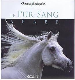 cheval arabe livre