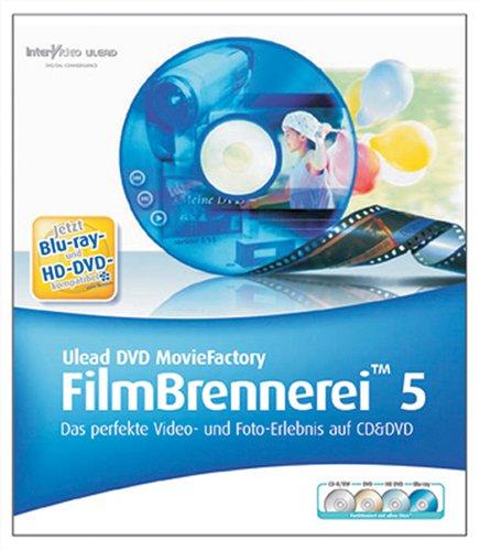 Ulead FilmBrennerei 5