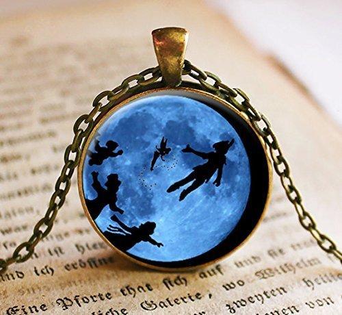 Peter Pan, Collar de Peter Pan, Collar Joyas, Fairytale, Foto Joyas, Idea de...