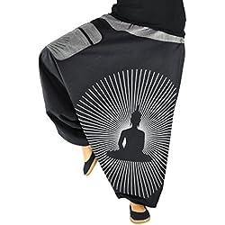 virblatt – Pantalones de Aladdin y Pantalones de Harem para Mujeres y Hombres - Erleuchteter XXL