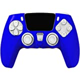 ciriQQ PS5 Coque de protection en silicone pour manette sans fil PlayStation PS5 DualSense Gamepad - S'applique à la…