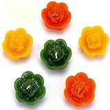 Ghasitaram Set of 6 Floating Candles (Mu...