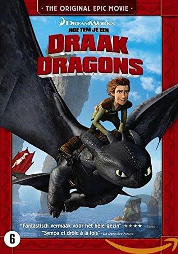 Preisvergleich Produktbild DVD - How To Train Your Dragon - Hoe Tem Je Een Draak (1 DVD)