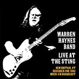 Live At The Sting, New Britain, CT, Dec 2nd 1993