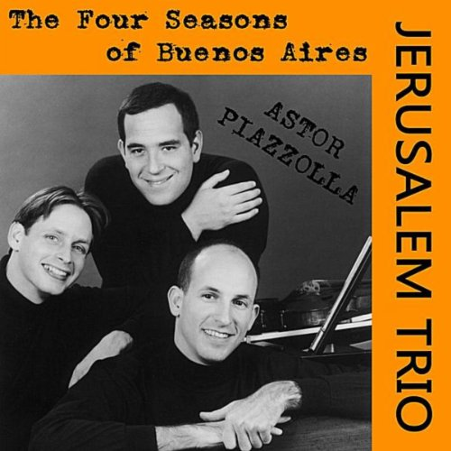 Piazzolla - The Four Seasons of Buenos Aires