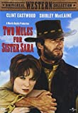 Two Mules For Sister Sara by Clint Eastwood